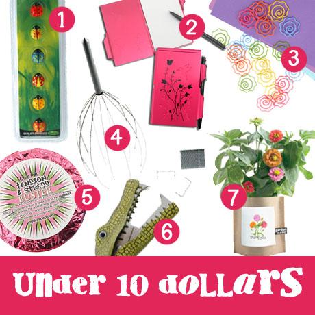 Teacher Gifts Under 10