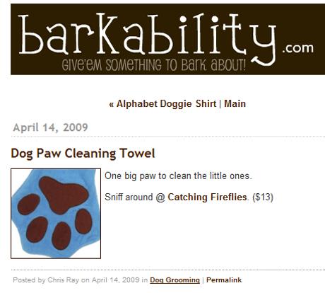 Barkibility copy