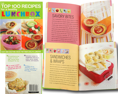 Need a little lunch box inspiration creative gift ideas news at this book is chock full of out of the box ideas for tasty super healthy lunches plus there is a large variety of recipes for everyone in the family forumfinder Images