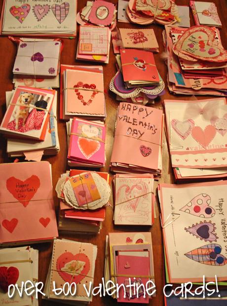 600 cards blog