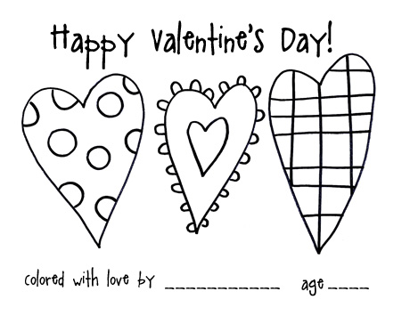 February Coloring Pages. Free Awesome April Printable Calendar ...