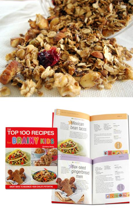 Brainy granola