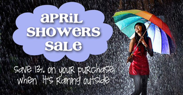 45 shower sale