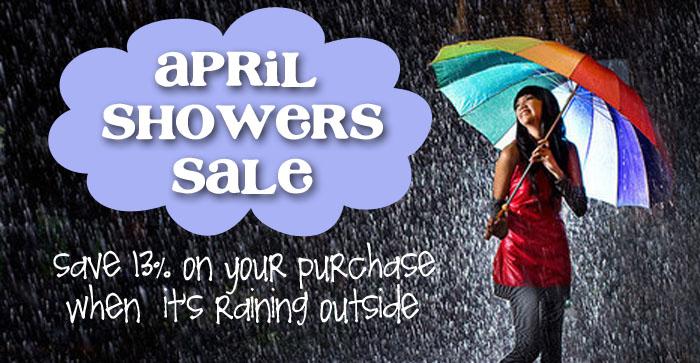45 shower sale